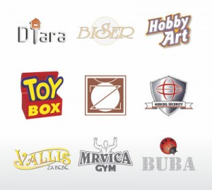grafički dizajn logotipa