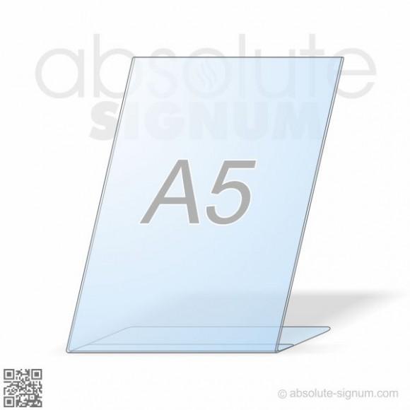 PVC A5 stalak