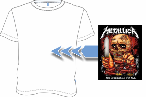 vrste tiska na majice 1